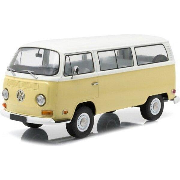 T2B VW BUS 1971 beige / BLANCO