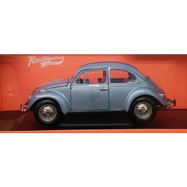 VW Beetle 1967 azul metálico