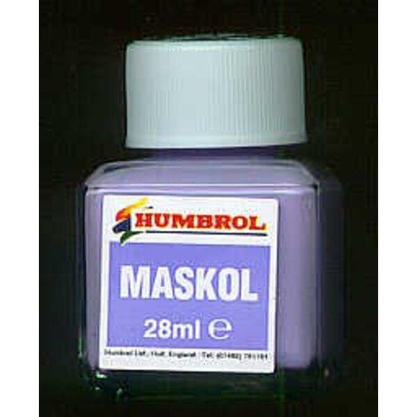 Maskol líquido 28 ml de líquido máscara de pintura