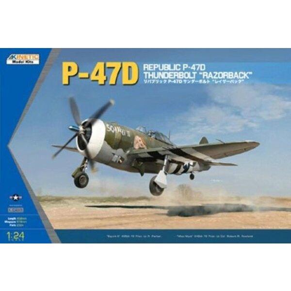 La república P-47D Razorback