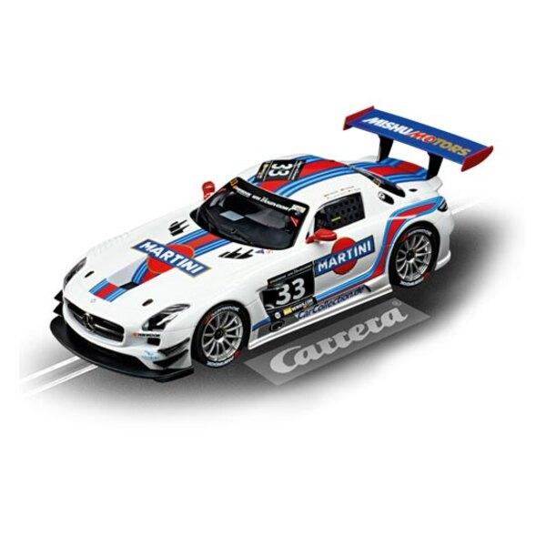 Mercedes SLS AMG GT3 de Martini