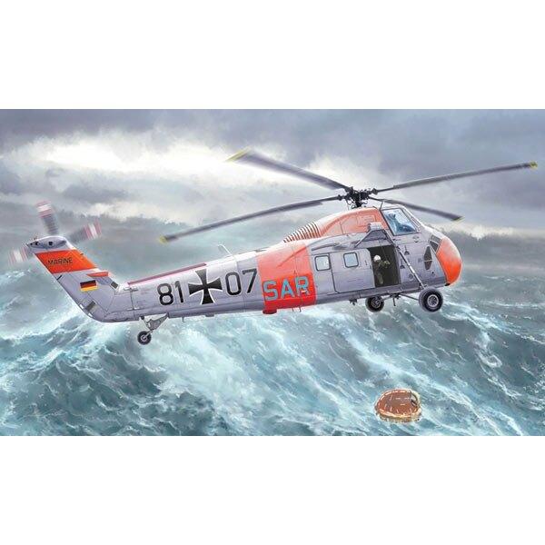 Sikorsky UH-34J caballo de mar