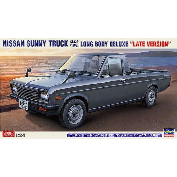 Camión Nissan Sunny (GB122) del Consejo de largo Deluxe (Late Version)