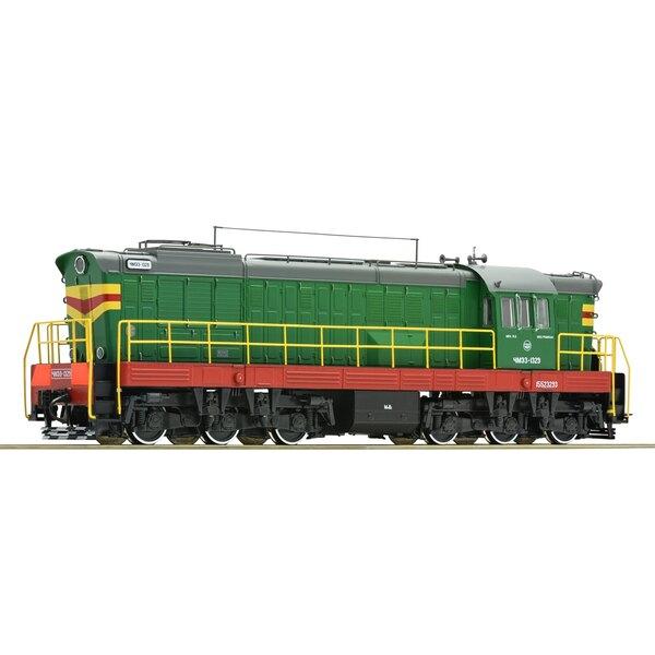 Diesel locomotive ChME 3, RZD
