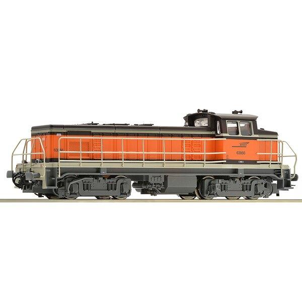 Diesel locomotive series BB 63000, SNCF