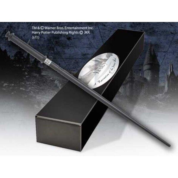 Harry Potter Varita Mágica Yaxley (edición carácter)