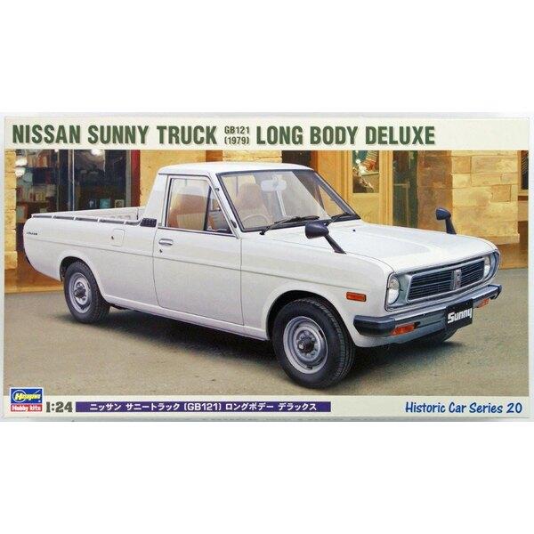 Camión Nissan Sunny (GB121) del Consejo de largo Deluxe