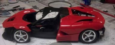Maquetas de automóviles