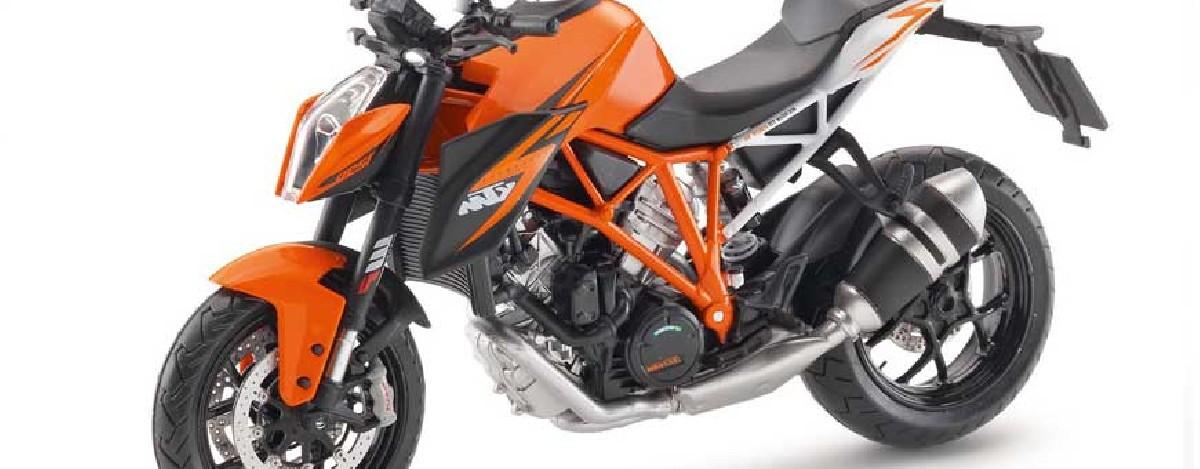Maquetas de motocicletas
