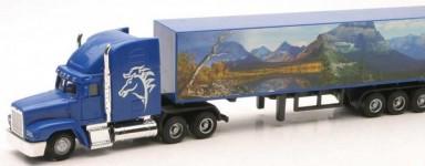 Miniaturas de camiones Diecast
