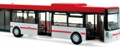 Miniaturas de autobuses Diecast