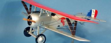 Miniaturas de aviones
