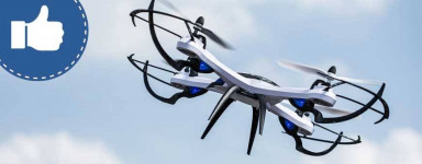 Notre sélection de drones
