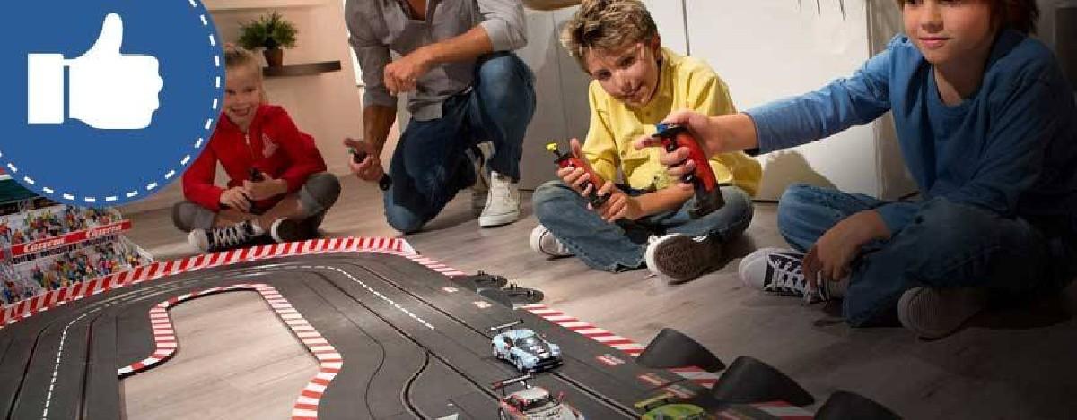 Nuestra selección de circuitos de coches - juegos de coches - Todos los circuitos de coches, pistas, coches y accessorios con 10