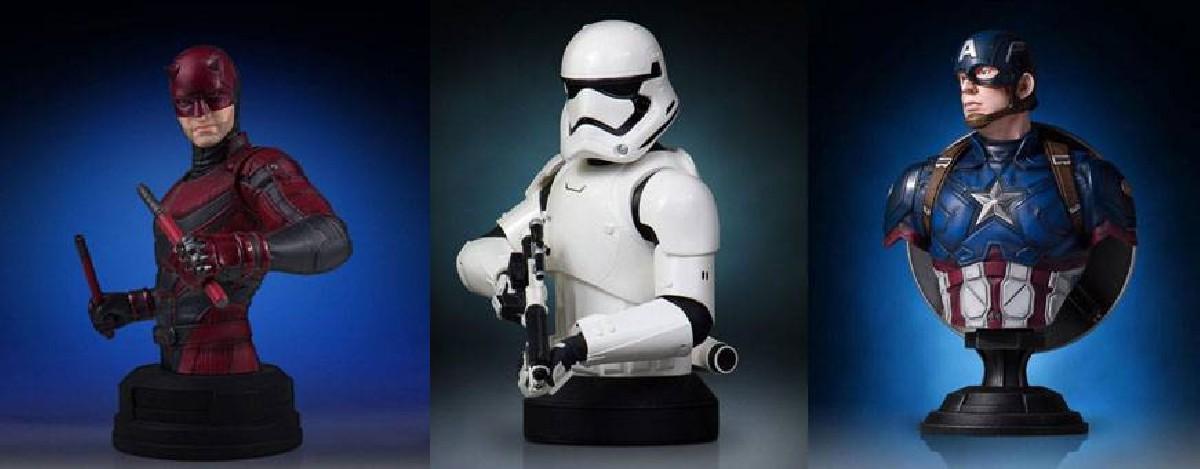 Bustos, bustos - figuras cultura pop - Todos los productos de la categoría bustos con 1001hobbies.es