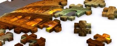 Puzzles monumentos
