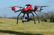 Drones listos para surcar los cielos
